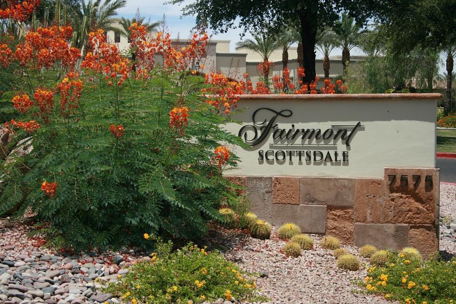fairmont sign