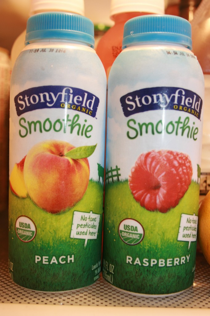 more stonyfield smoothis