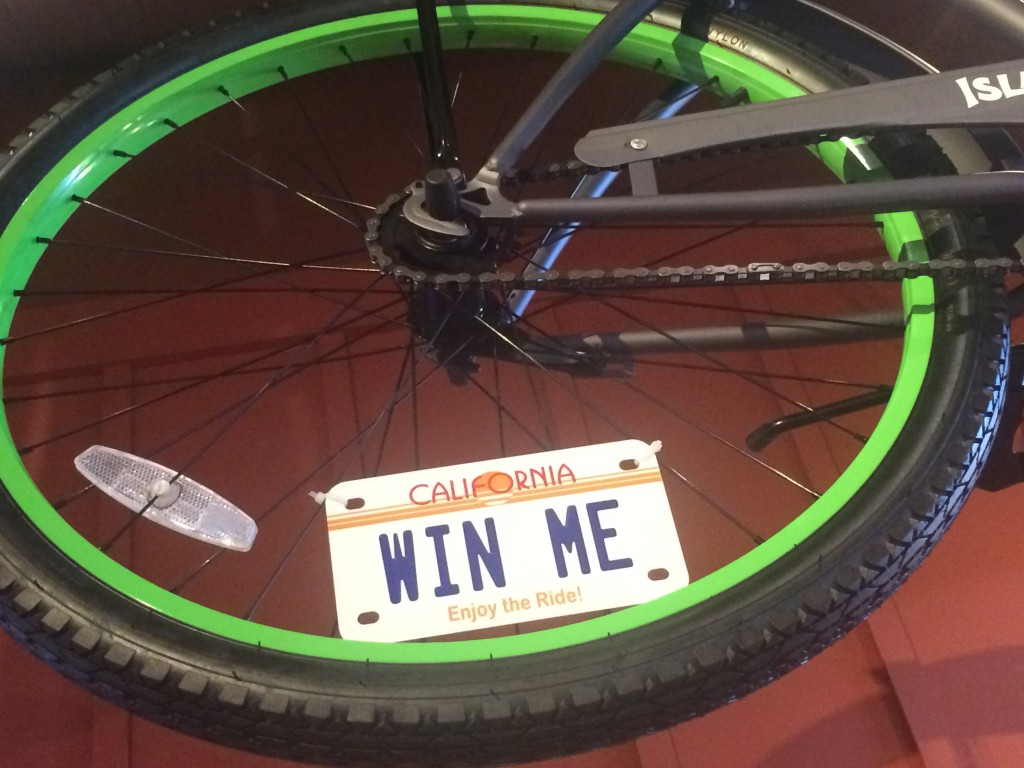win an islands bike