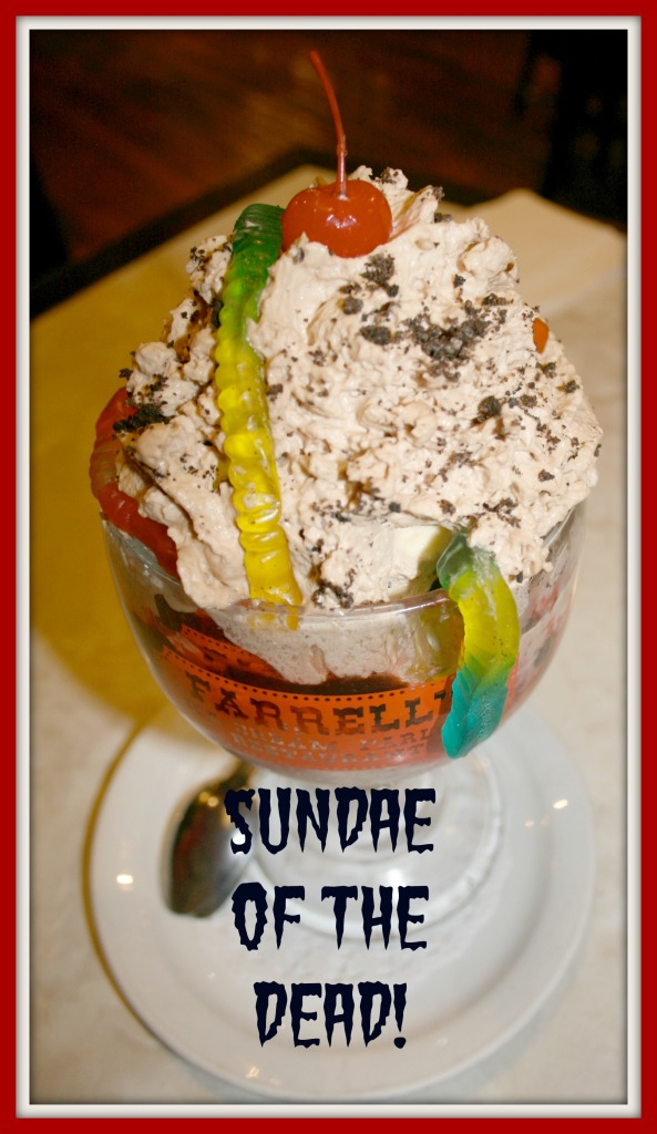 Sundae of the Dead