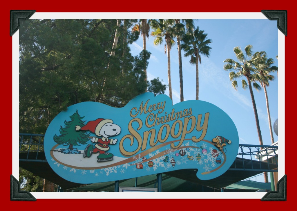 Merry Christmas Snoopy 1