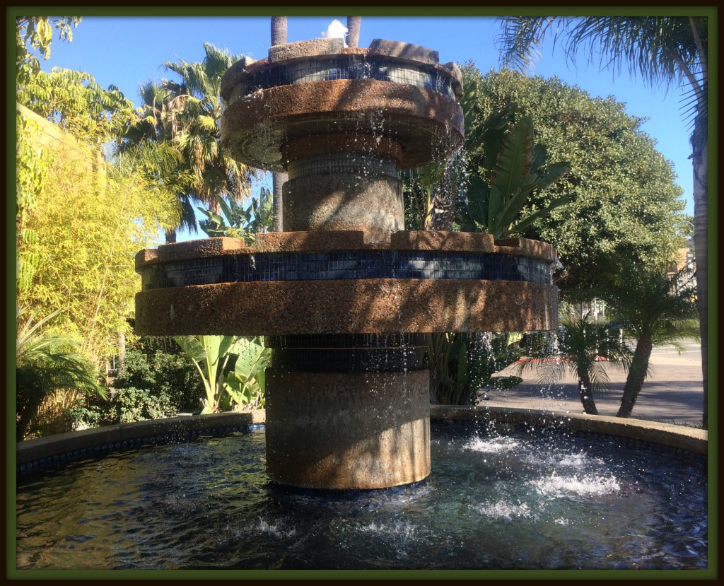 fountain-in-the-front