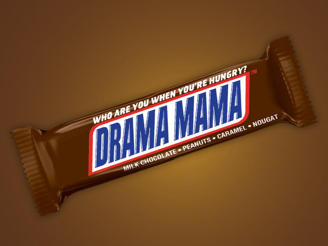 SNICKERS-Drama-Mama
