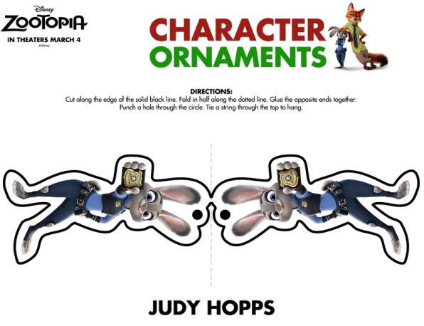 ZOOTOPIA-Ornaments-Judy-Hopps