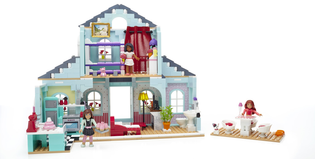 Grace's 2-in-1 Buildable Home (1)
