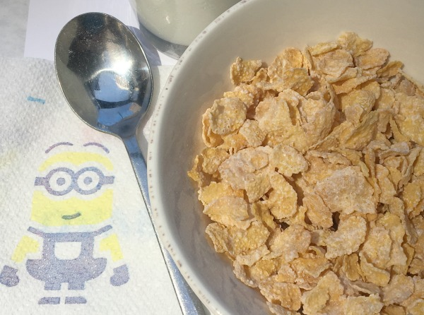 cereal-for-breakfast
