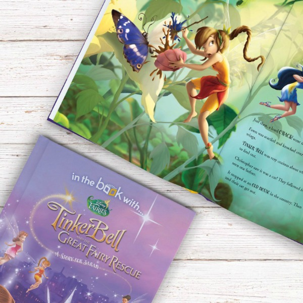 personalized-tinkerbell-book