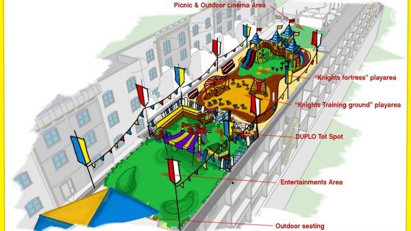 legoland-castle-hotel-courtyard-overview