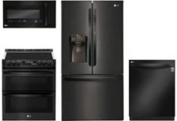 Lg Matte Black Stainless Steel Kitchen Appliances Exclusively At Best Buy Over The Top Mommy